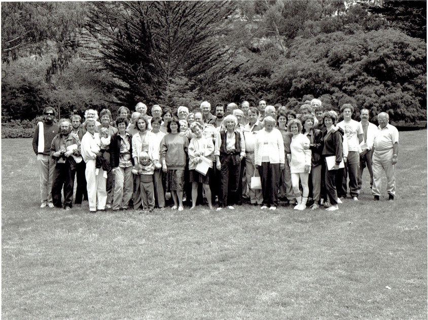 Early Gatherings at Esalen Institute