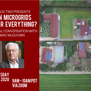 WEBINAR: Can Microgrids Power the World?