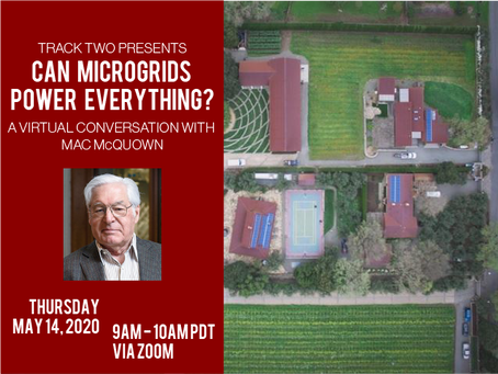 WEBINAR: Can Microgrids Power the World?