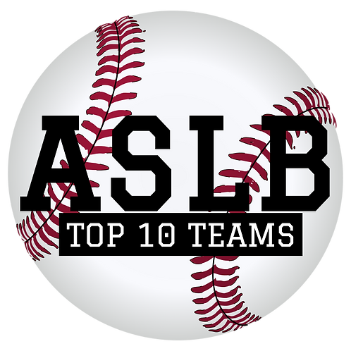 1996 TOP 10 TEAMS SET