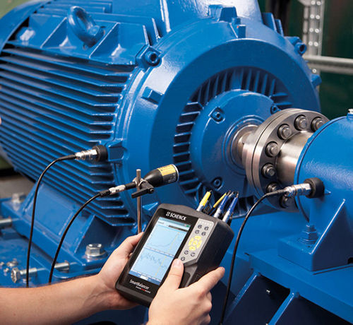 Accurately Testing Electric Motors