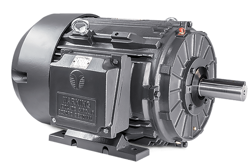 30 HP Tech Top Cast Iron Nema Premium Cast Iron