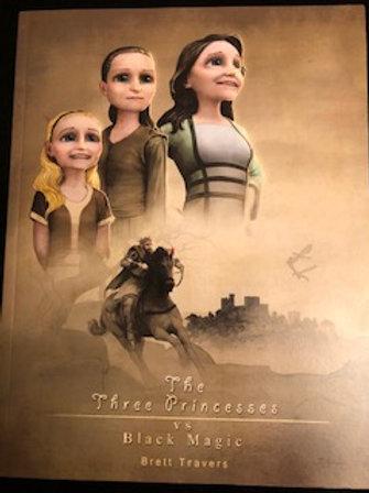 The Three Princess VS Black Magic