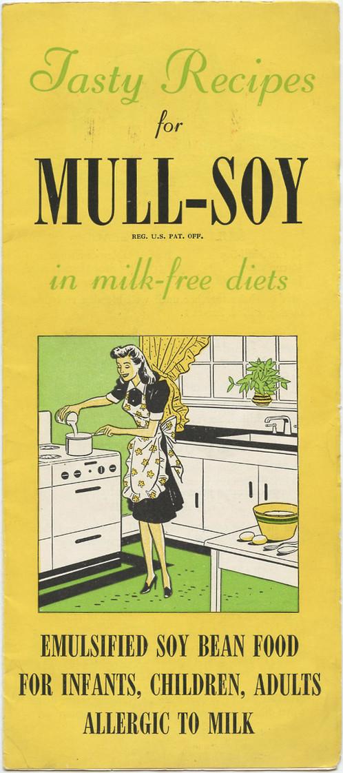 Mull Soy Milk Pamphlet