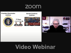 The Aftermath of the 2020 U.S. Presidential Elections:Politics, Cyber and Strategy - Zoom Webinar