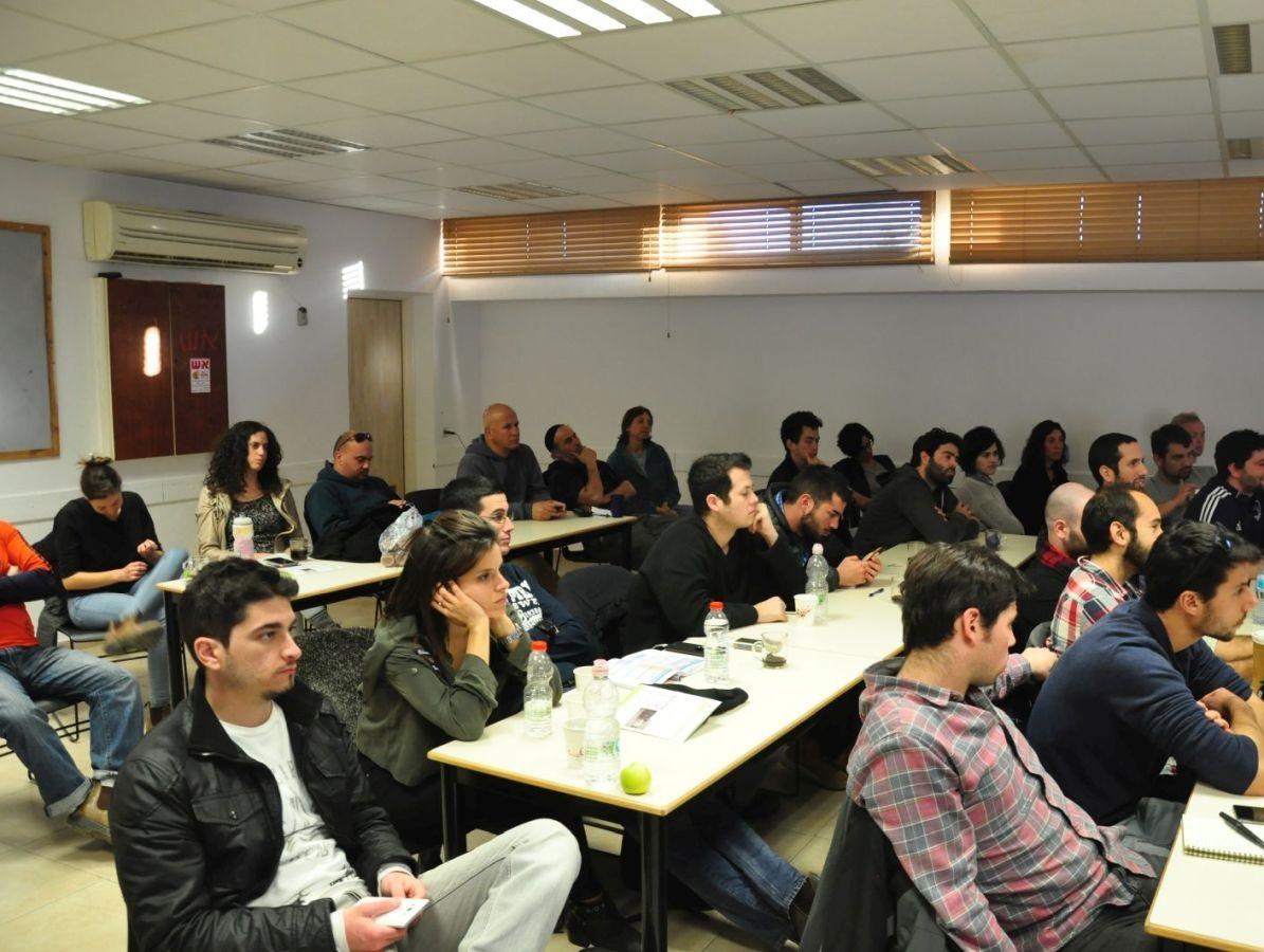 1st Arava Seminar, 14