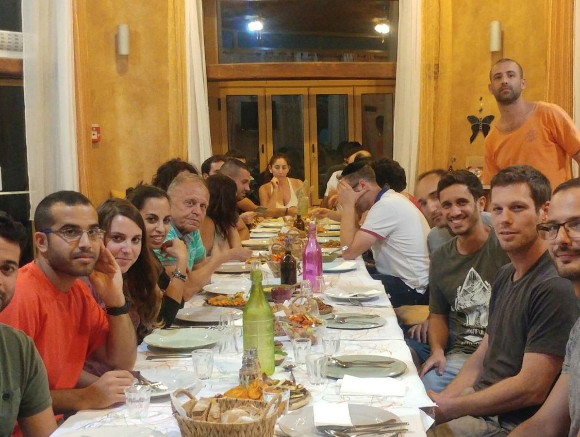 2nd Arava Seminar, 2