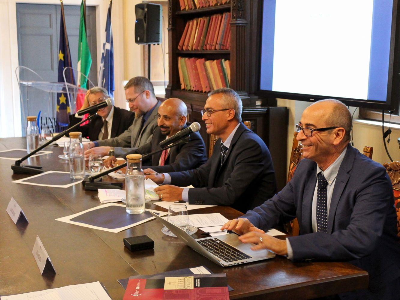 BMI Conference, Rome, 2019, 5