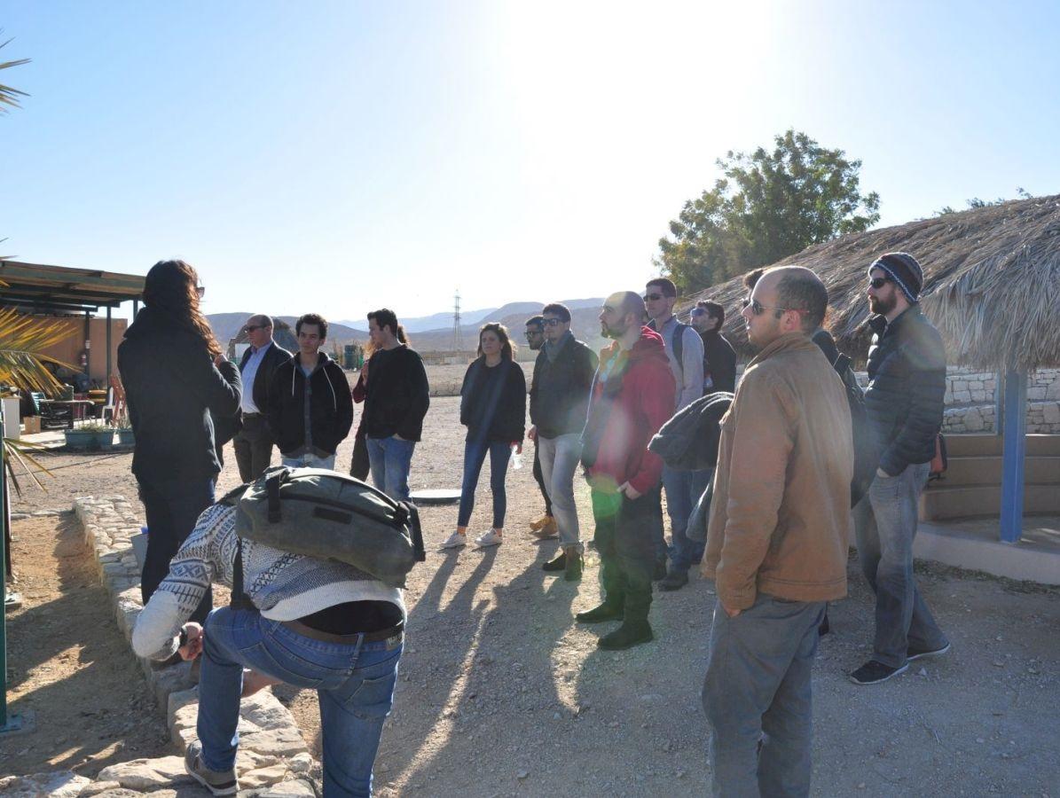 1st Arava Seminar, 12