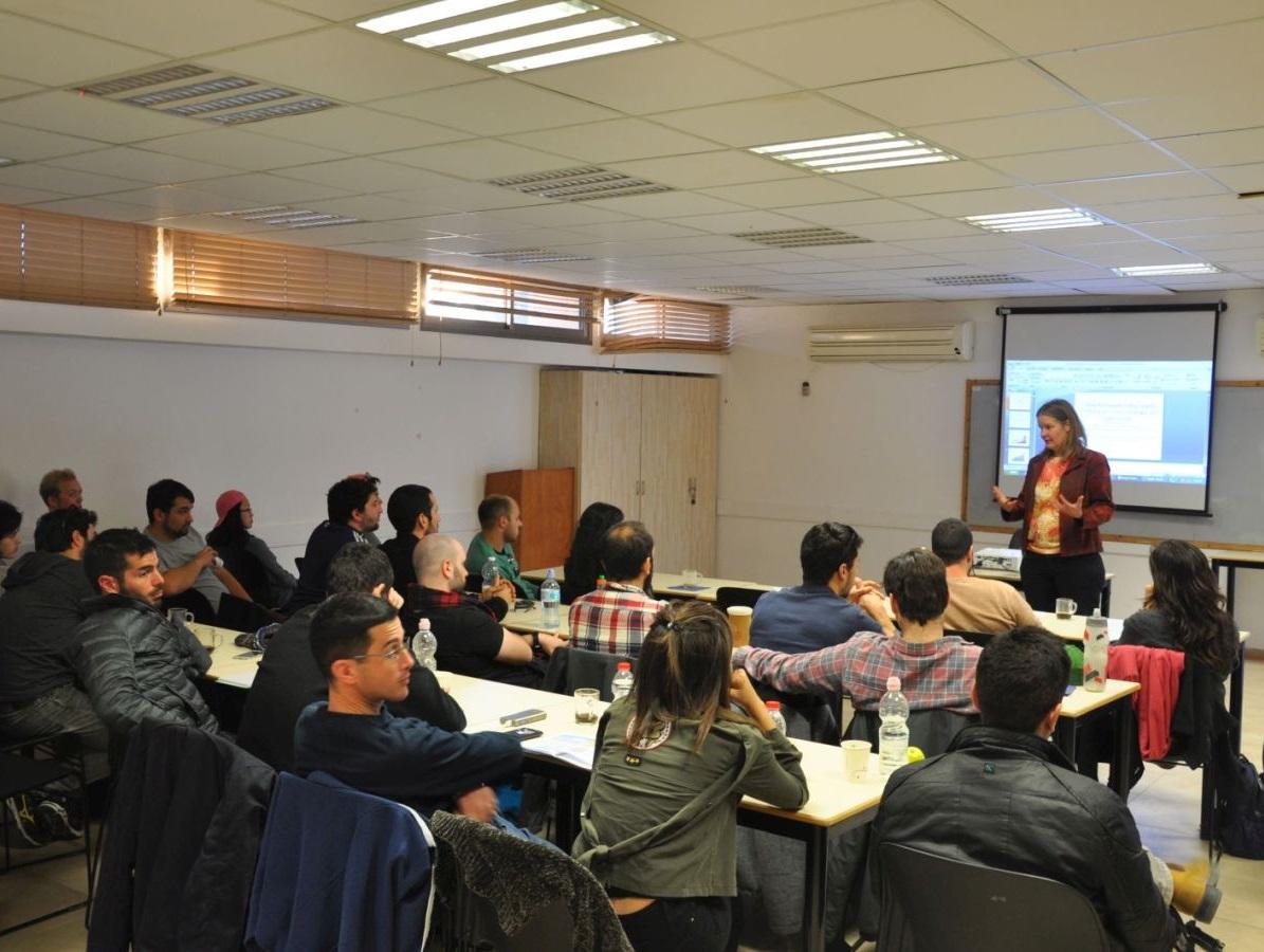 1st Arava Seminar, 13