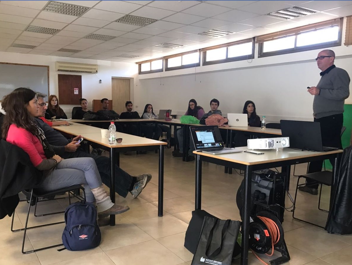 3rd Arava Seminar, 11