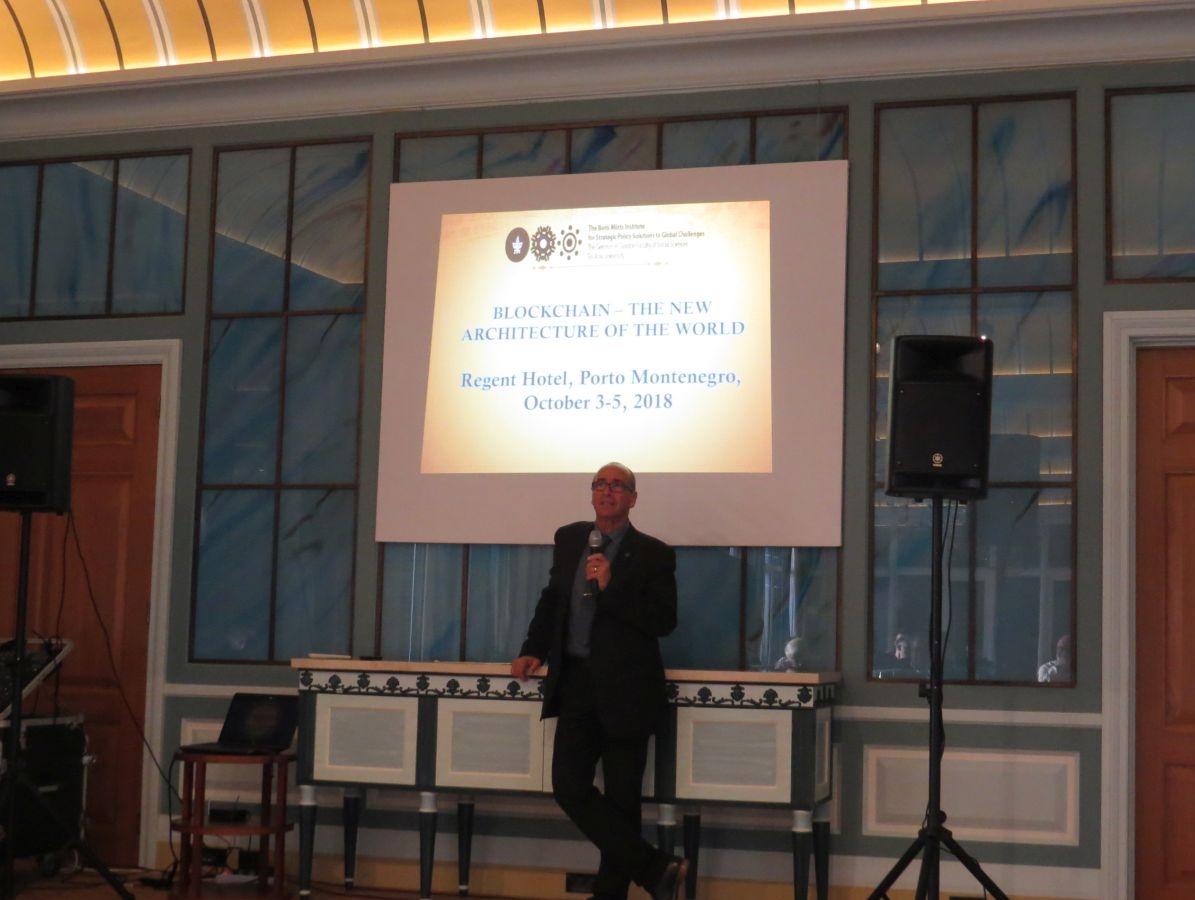 BMI Conference - Blockchain, 2