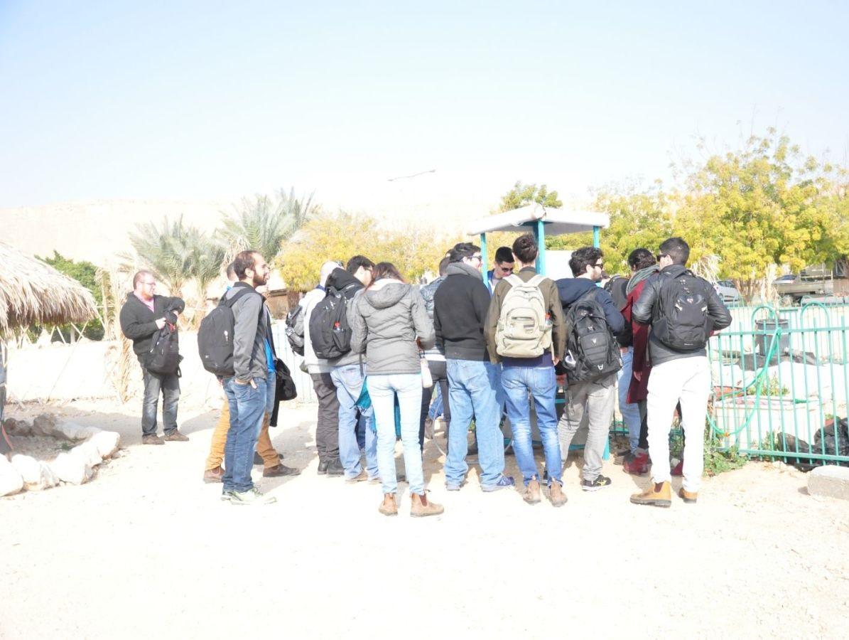 1st Arava Seminar, 16