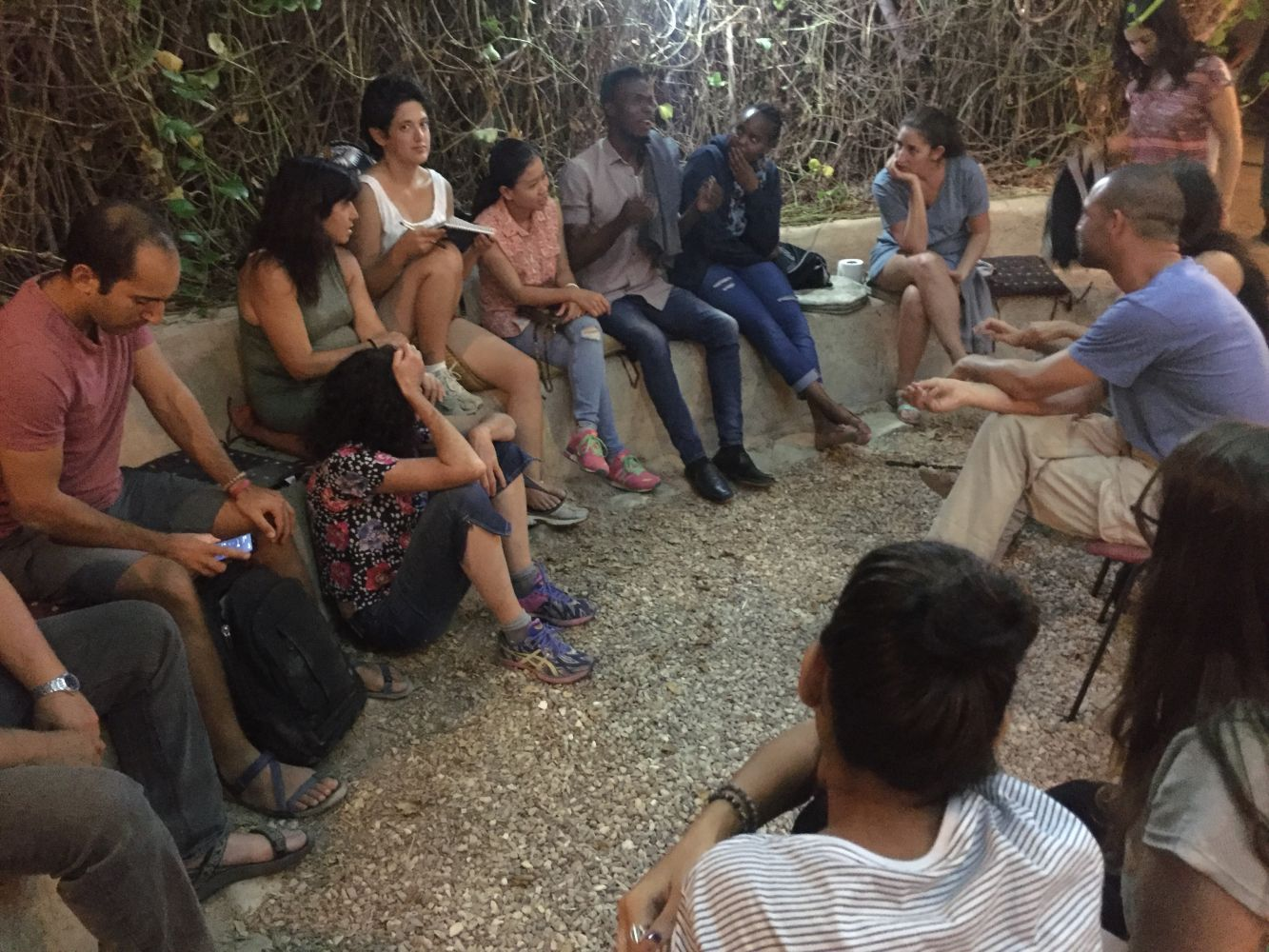 2nd Arava Seminar, 14