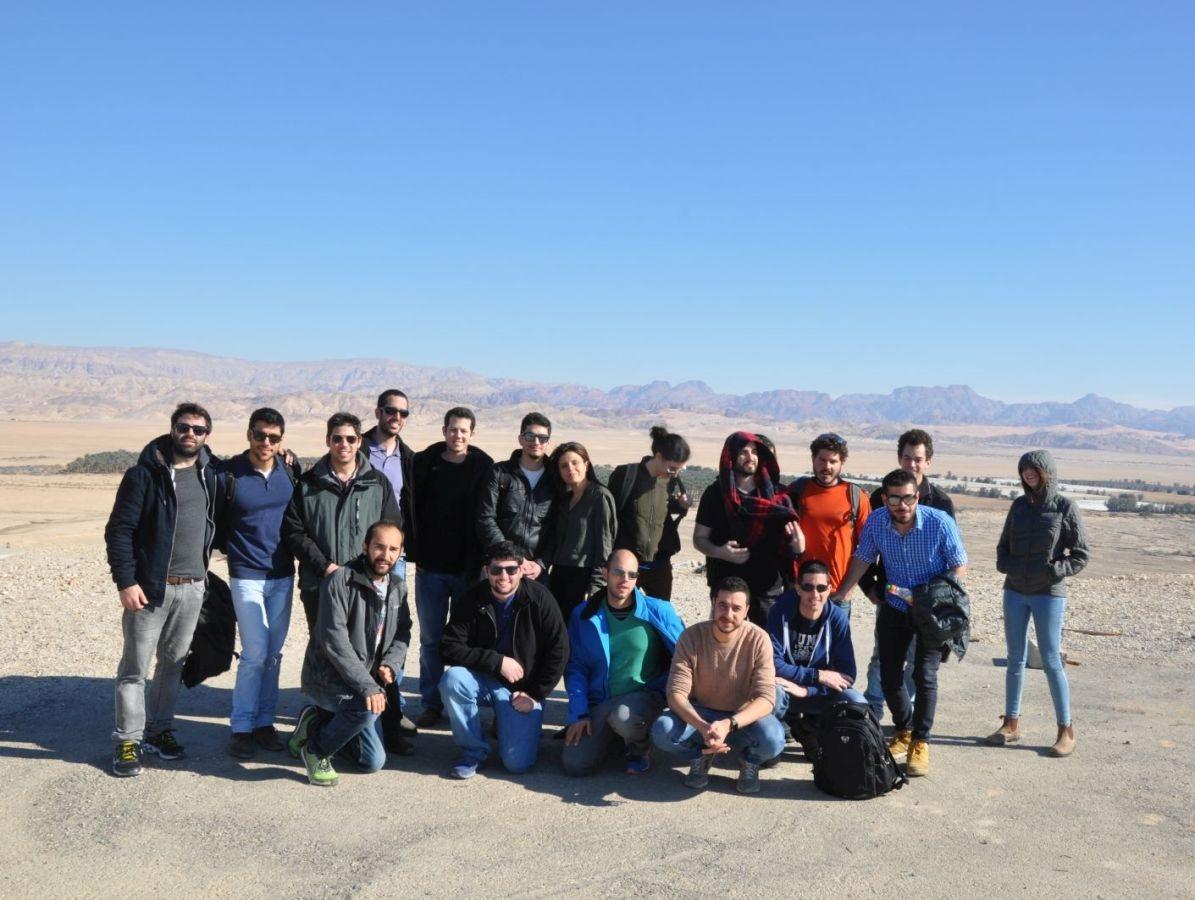 1st Arava Seminar, 8