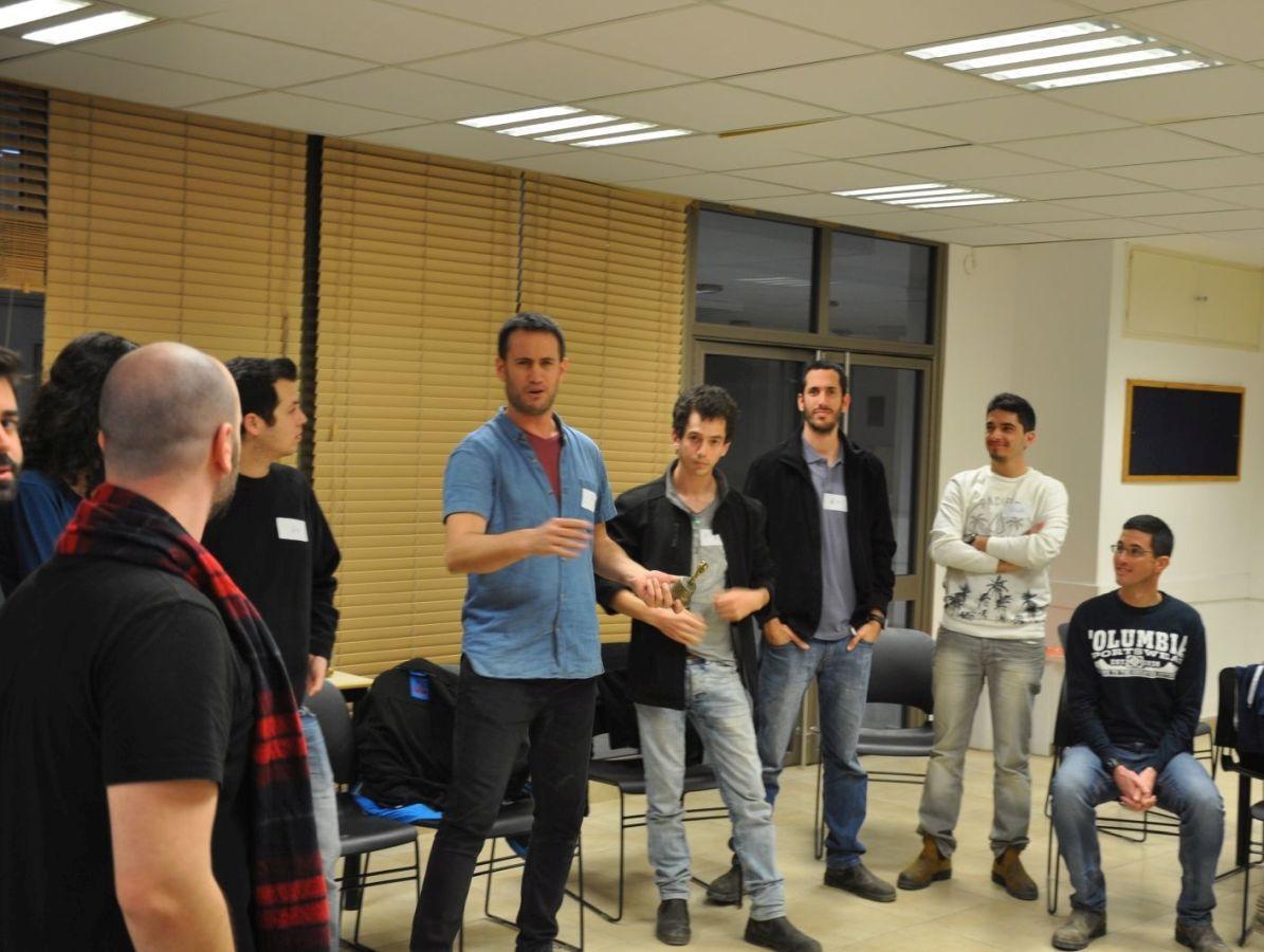 1st Arava Seminar, 15