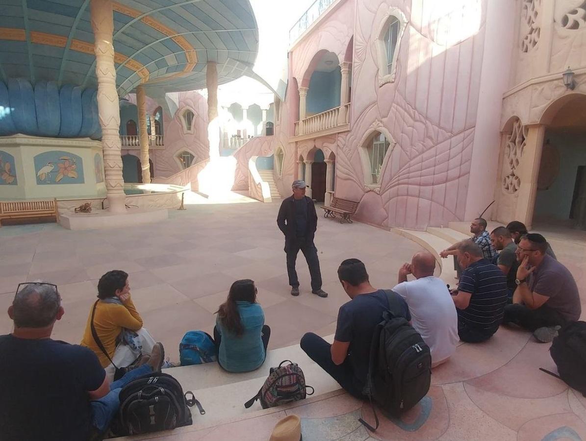 2nd Arava Seminar, 3