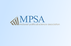 The Rise of the New Right - Presentation at the Prestigious MPSA Conference
