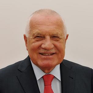 Mr.Václav Klaus Former Presidentof the Czech Republic  Head ofThe V. Klaus Institute