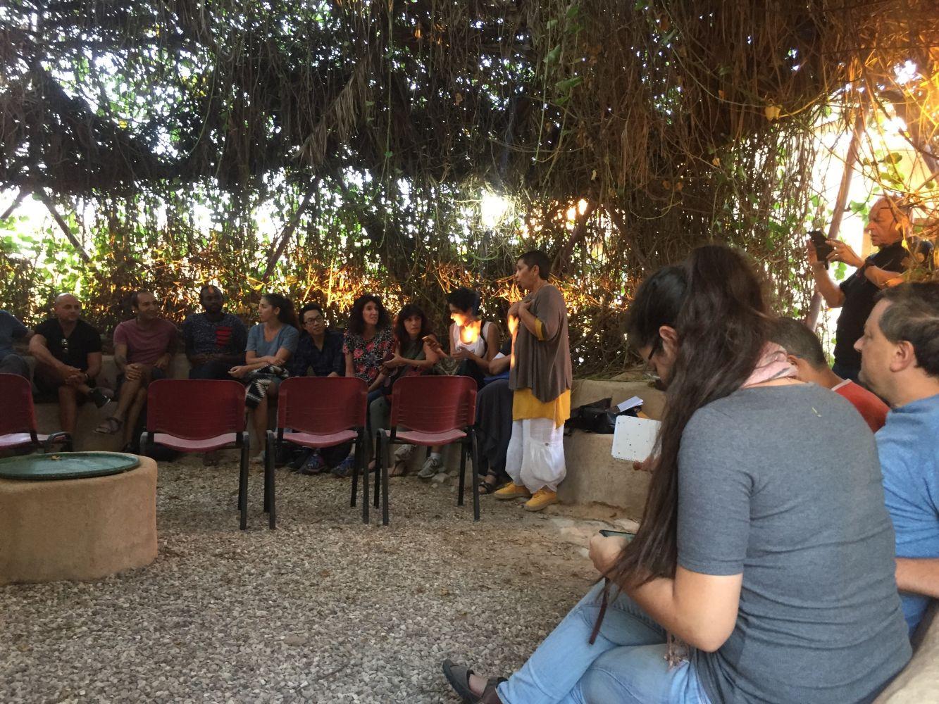 2nd Arava Seminar, 13