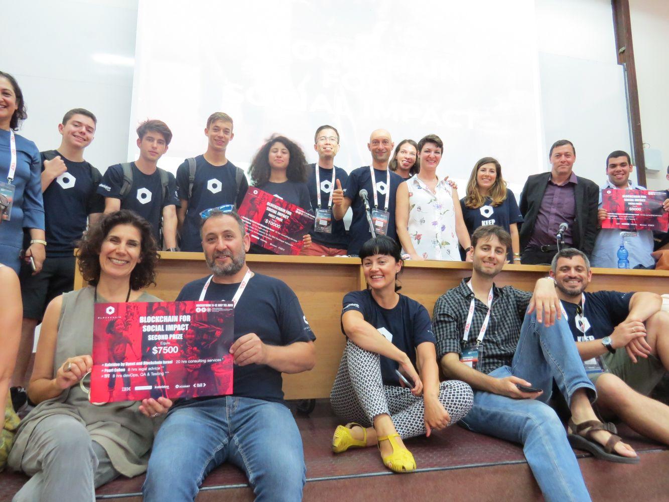 Hackathon 2019, 8