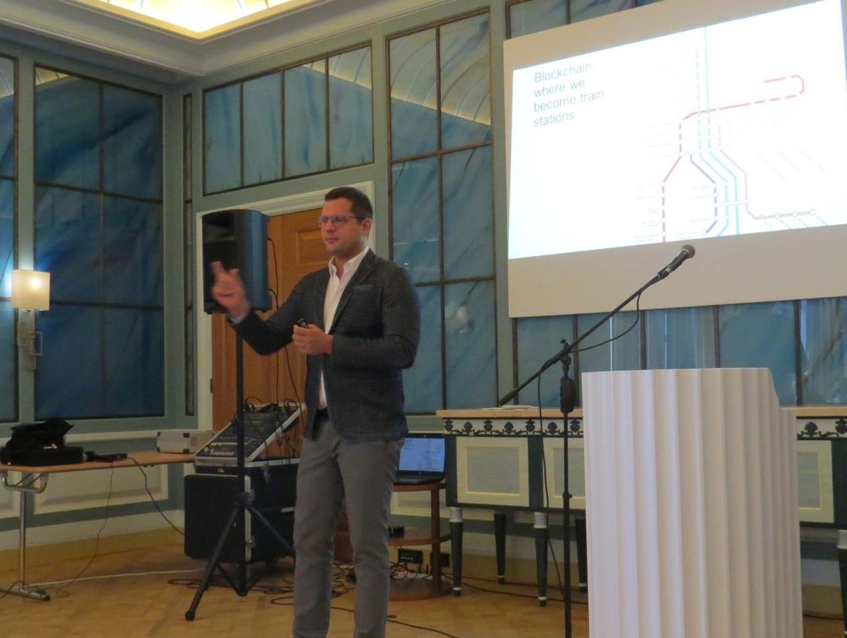 BMI Conference - Blockchain, 8