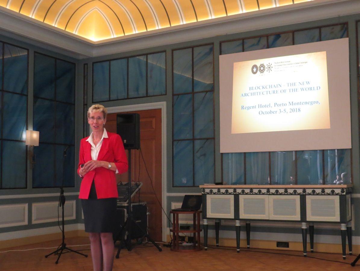 BMI Conference - Blockchain, 3