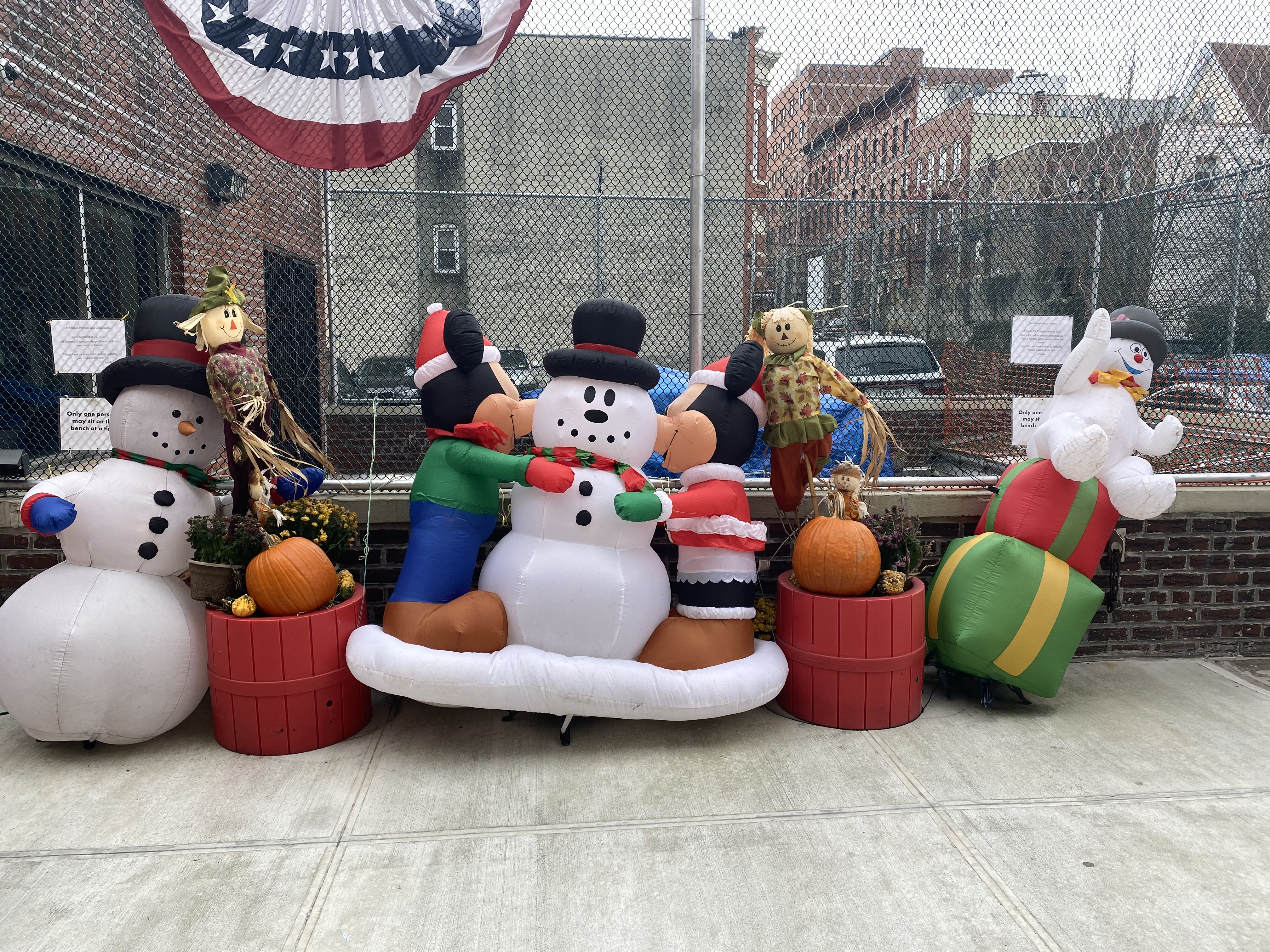 The Holiday Season at Belmont