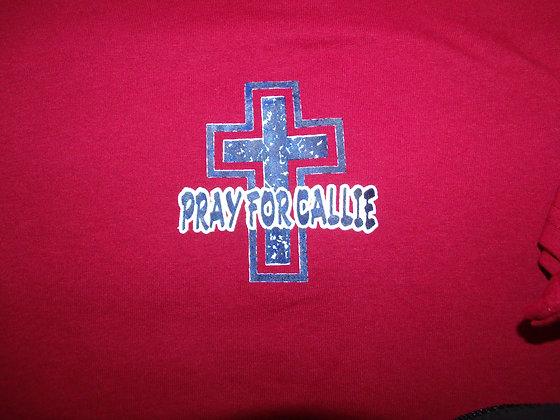 Pray for Callie - Short Sleeve