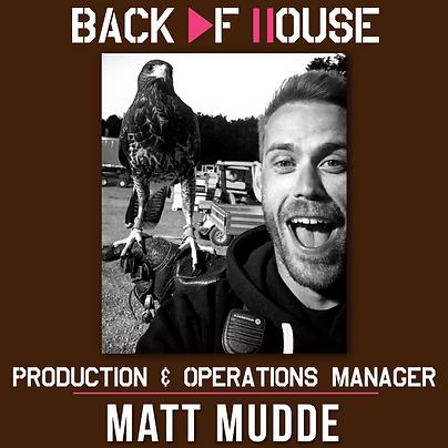 Matt Mudde