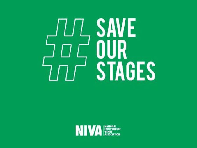 NIVA Save Our Stages