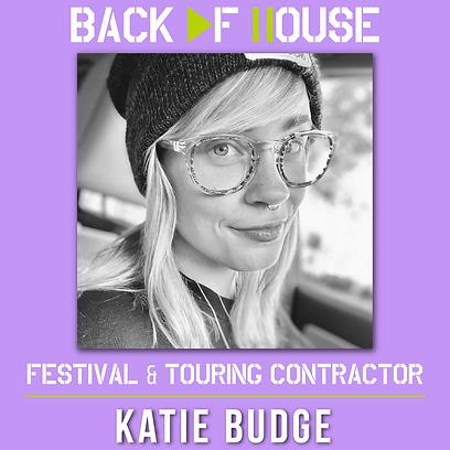 Katie Budge