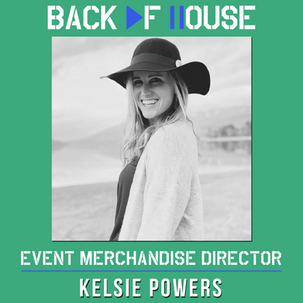 Moving Merch with Kelsie Powers