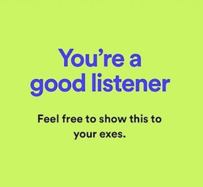 Spotify Unwrapped