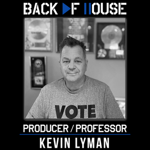 """From """"The Warped Guy"""" to Professor: Kevin Lyman"""