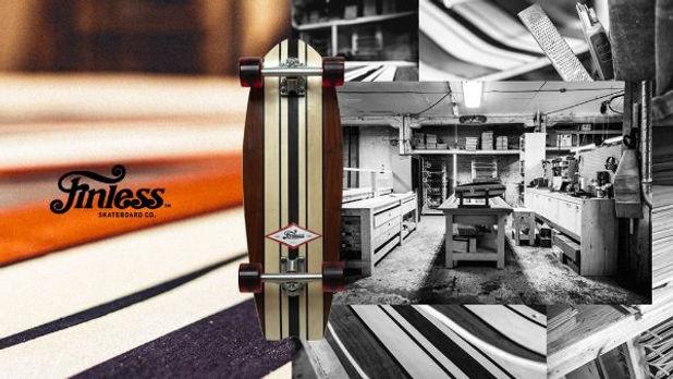 Finless Skateboard Co.