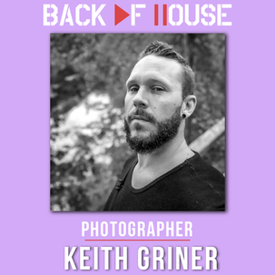 Through The Lens With Keith Griner