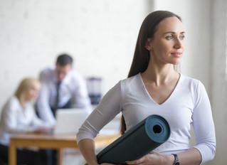 Yoga in Unternehmen
