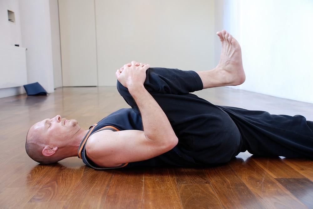 Pawanmuktasanas. Übungsanleitung. Yoga Basel