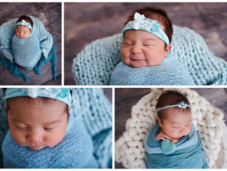 Toronto Newborn Photographer ~ Baby Sister
