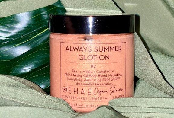 Fair to Medium  Always Summer Shimmering Glotion #2