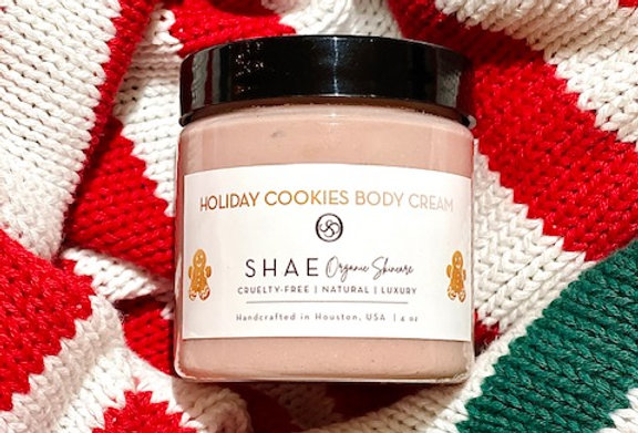 Holiday Cookies Body Cream 4 oz