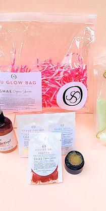 """You Glow Bag"" | Skincare Gift Bag |Everything you need to Glow"