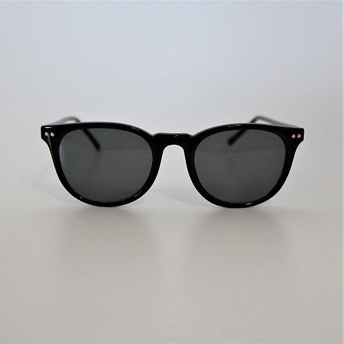 670 Black Sunglasses/Smokeレンズ