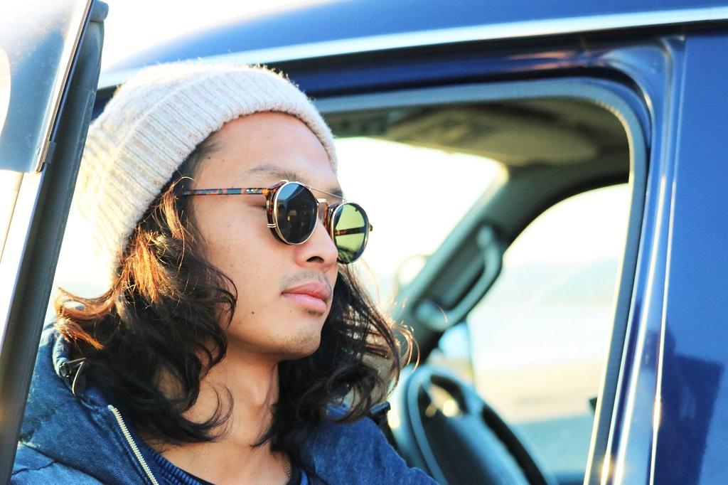 CT011 clipon Bekko Sunglasses