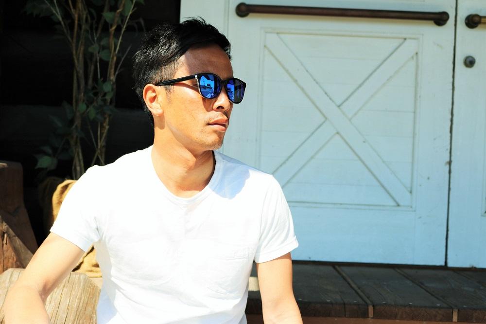 4993 BlueMirror Sunglasses
