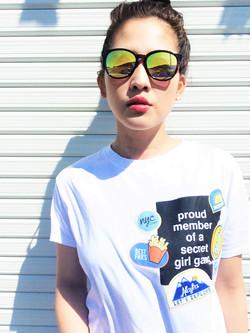 4993 YellowMirror Sunglasses