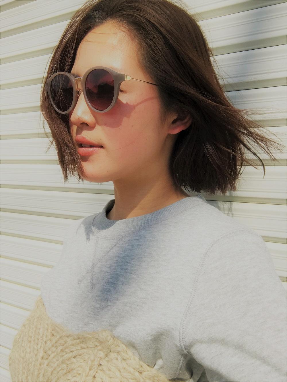 4014 Gray Sunglasses