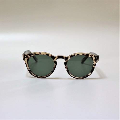 654 Bekko Sunglasses   (Lt. DEMI)