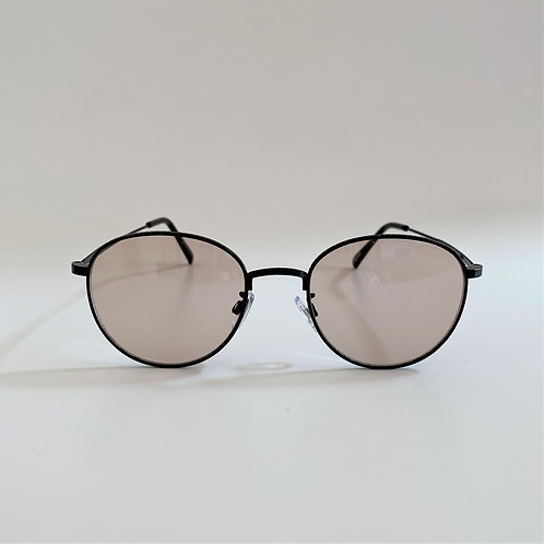 3392 Black Sunglasses / Lt.ブラウンレンズ